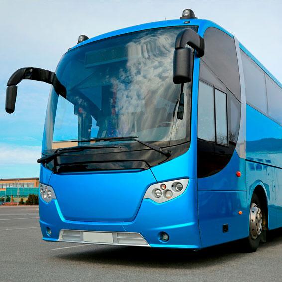 Conducción autobús